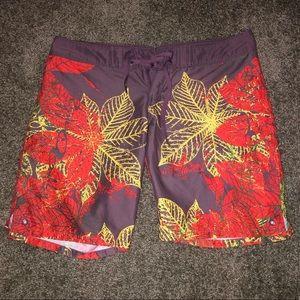 Women's Oakley board shorts